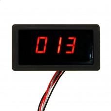 CCM5D 6V 12V 24V 5A PWM DC Motor Speed Controller Digital Display LED Motor Controller Speed Regulator