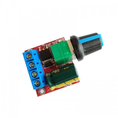 DC 5V-35V 5A 20khz LED PWM DC Motor Controller Speed Regulation Dimmer