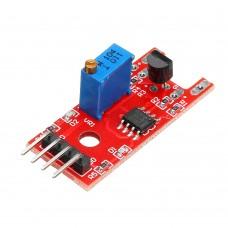 10pcs KY-036 Metal Touch Switch Sensor Module Human Touch Sensor For Arduino