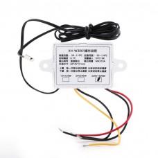 12V/24V/220V Digital LED Temperature Controller Thermostat Control Switch Probe