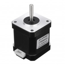 HANPOSE 17HS8401-S 48mm Nema 17 Stepper Motor 42 Motor 42BYGH 1.8A 52N.cm 4-lead for 3D Printer CNC Laser