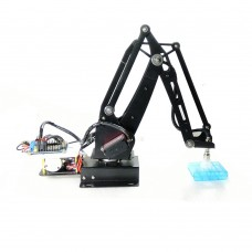 Arduino Pump All-metal RC Robot Arm 270 Rotation Educational Kit With Digital Servo