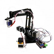 3 Dof ABB Industrial Robot Arm Support 3D Printing/Laser Engraving/Writing & Painting