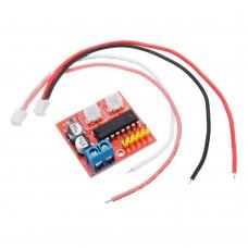 2.5A Dual Bridge Brushed DC Motor Driver Controller Board Module
