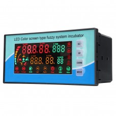 220V LCD Automatic Incubator Controller Egg Hatcher Temperature Controller With Humidity Sensor Probe