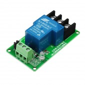 5V 1 Channel 30A Optocoupler Isolation Support High and Low Level Trigger Switch Relay Module