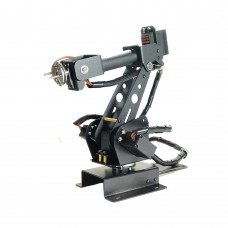 6DOF Metal RC Robot Arm abb Industrial Robot Arm With 6 Servo For Arduino/Bluetooth Control