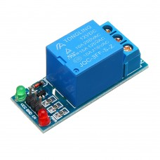 10pcs 1 Channel 12V Relay Module with Optocoupler Isolation Relay High Level Trigger For Arduino