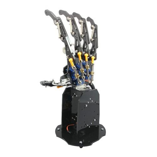 DIY 5DOF RC Robot Arm Educational Kit Robot Arm With Servos