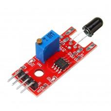 10pcs KY-026 Flame Sensor Module IR Sensor Detector For Temperature Detecting For Arduino