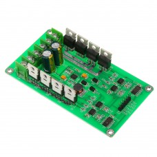 3V-36V DC H-Bridge Dual Motor Driver Drive Module Board MOSFET IRF3205 with Brake Function