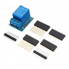 1 Channel 5V Relay Module High Level Trigger For Mini D1 ESP8266 WiFi Module Extension Board