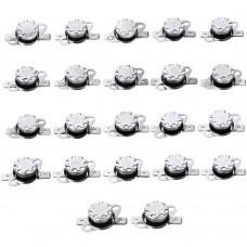 250V KSD301 N.C Thermostat Temperature Thermal Control Sensor Switch 45-150 Degree