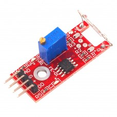 10pcs KY-025 4pin Magnetic Dry Reed Pipe Switch Magnetron Sensor Switch Module For Arduino