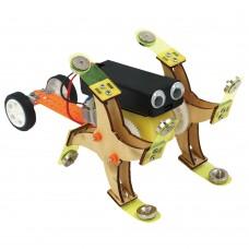 DIY RC Clamb Robot STEAM Educational Kit Robot Toy Gift
