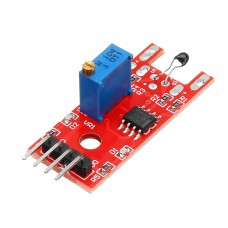 10pcs KY-028 4 Pin Digital Temperature Thermistor Thermal Sensor Switch Module For Arduino Raspberry